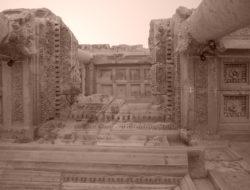 The library of Celsus, Ephesus - Turkey remembers Sophia, Episteme, Ennoia & Arete