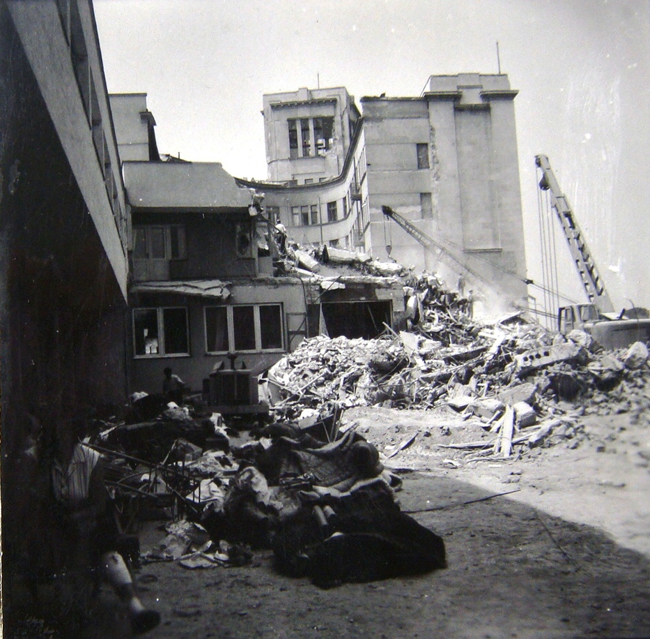Image result for skopje earthquake