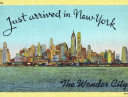 12 Old Postcards That Will Make You Feel Nostalgic About the World in its Old Days, this city knows