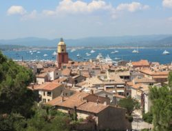 Saint Tropez Out of the TV Screen & Internet Downloaded Landscapes, This City Knows