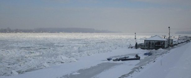 Winter Kingdoms: The Beautiful Frozen Danube, this city knows