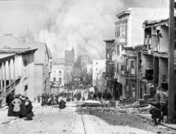 the 1906 San Francisco earthquake, ThisCityKnows
