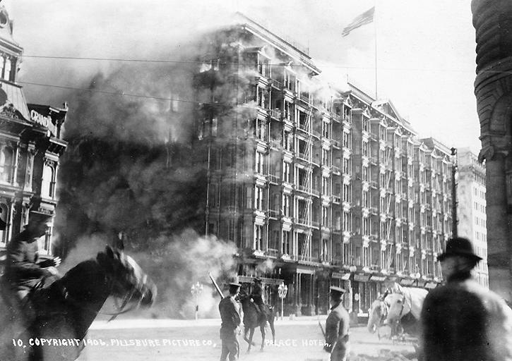 The Hazardous Earthquake Of 1906 That Wiped Away San