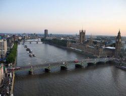 London Mudlarking