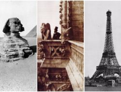 Back in the day: 11 photos of architectural wonders from around the world