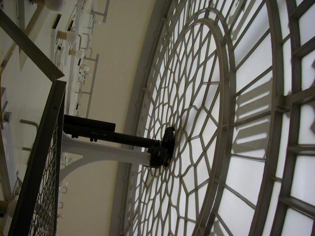 restoration work Big Ben