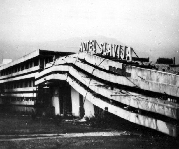 the 1979Montenegro earthquake