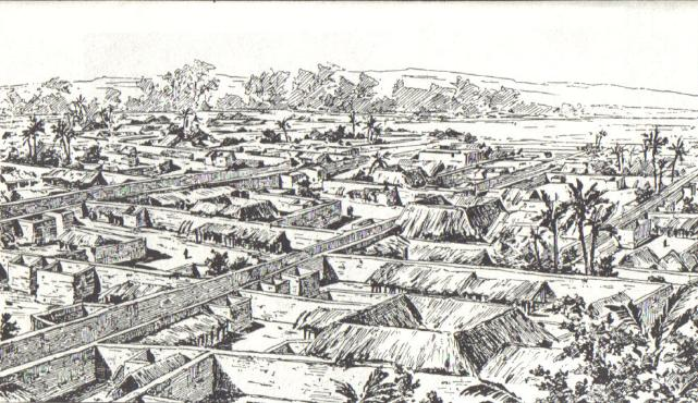 Lost utopia in Africa: theft was unknown, and people did not have doors to their houses in the old Benin City