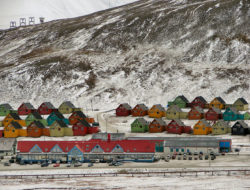 world's northernmost town