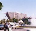 brutalist era hotel in tunisia