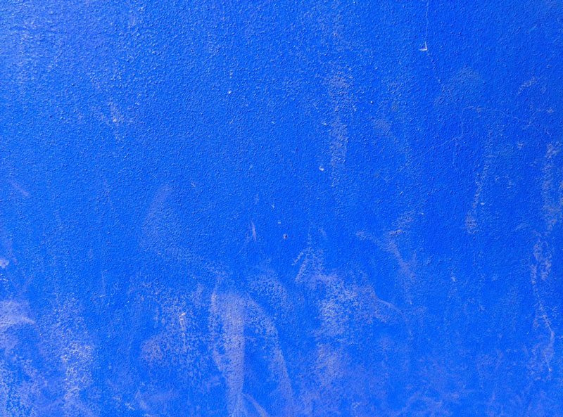 A brief history of the color Majorelle blue