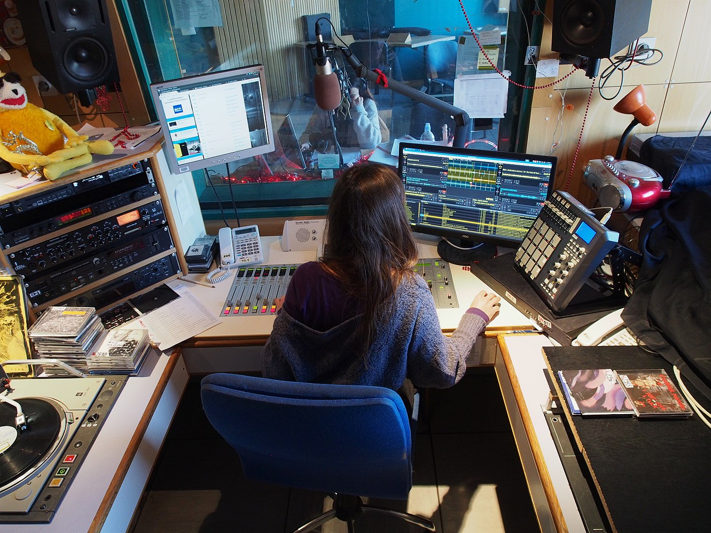 Radio Študent, one of Europe's strongest alternative stations, struggling with funding cuts