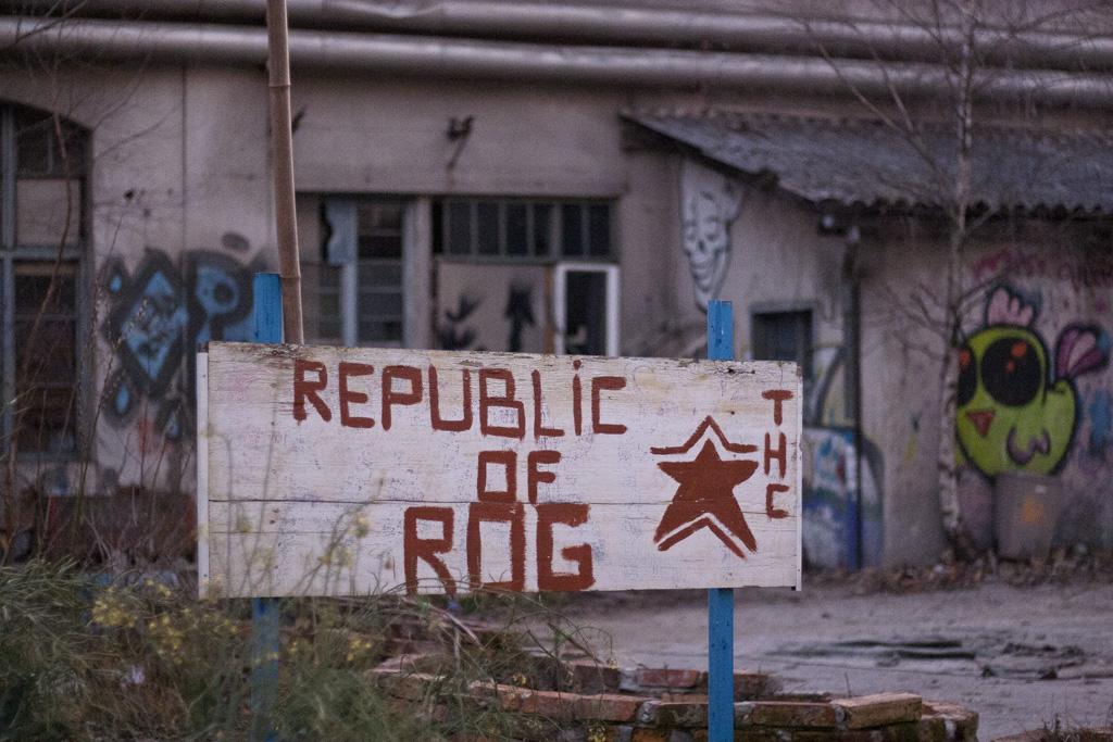 Rebellious Rog: Ljubljana's shameful shutting down of its former bike factory turned culture center